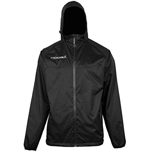 Kooga Kinder k502b/41652Elite Barrier Jacke XL schwarz