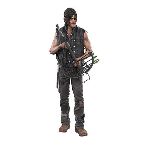 Walking Dead Daryl Dixon 7-Inch Action Figure by Walking Dead - Dixon Action Figure