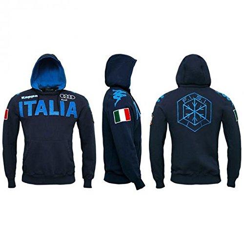 KAPPA Eroi Hood Italia Fisi M