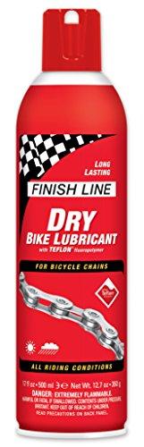 Lubricante seco Finish Line 500 ml Maintain Plus Wait Multicolor, talla única