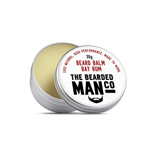 The Bearded Man Beard Balm Bay Rum 30 g