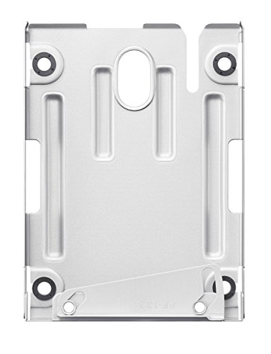 """MillionR 2.5"""" Hard Disk Drive Mounting Bracket Enclosure/Caddy for PS3 Super Slim Consoles Compatible With PlayStation 3 system (CECH-400x series)"""
