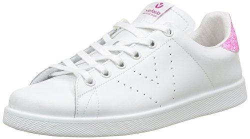 victoriadeportivo-basket-piel-botas-de-cano-bajo-unisex-adulto-rosa-rose-multicolore-chicle-39-eu