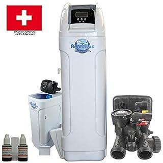 Aquintos Wasseraufbereitung MKC 80 Wasser ENTHÄRTUNGSANLAGE - ENTKALKUNGSANLAGE - MIT 2% SILBERIONEN Schweiz ► Mit 3 Jahren Garantie