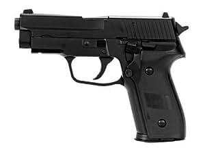 PISTOLET A BILLES M26 P226 DOUBLE EAGLE SPRING HOP UP 0.5 JOULE AC80043 REPLIQUE DE POING SIG SAUER