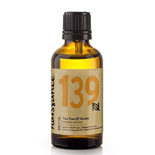 Naissance olio di albero del tè grado ep – olio essenziale puro al 100% - 50ml