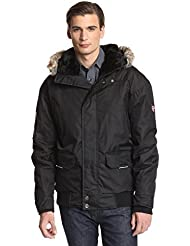 Geographical Norway - Parka Geographical Norway Antartic Noir