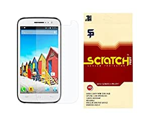 Scratch Pruff Matte Screen Guard Of Micromax Canvas Fire A093