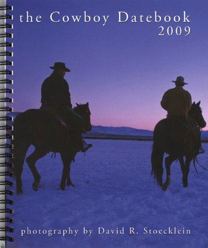 The Cowboy 2009 Datebook