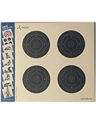 flip Target Papel objetivos 17cm, 50unidades)
