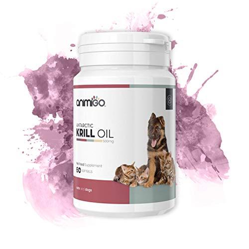 Animigo Krill Öl für Hunde und Katzen