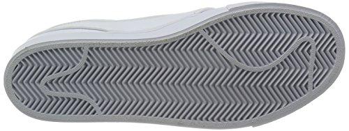 Nike Zoom Stefan Janoski L, Chaussures de Skate Homme, Varios White/white-wolf grey