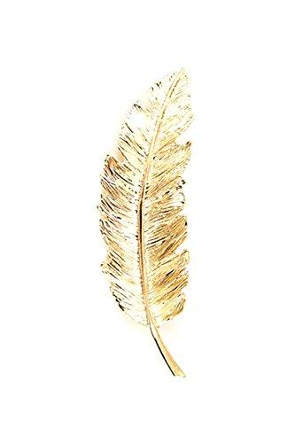 oumosi-3-lady-plumes-forme-de-feuille-pince-a-cheveux-dore-argente-brillance-cheveux-frais-elegant-d