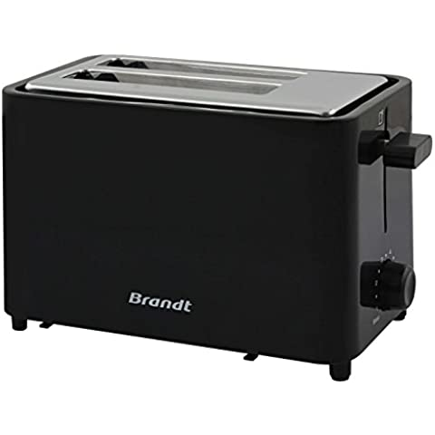 Brandt TO756N - Tostador (750 W), color negro