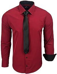 sale retailer 14fdf be433 Suchergebnis auf Amazon.de für: Bordeaux - 3XL / Hemden ...