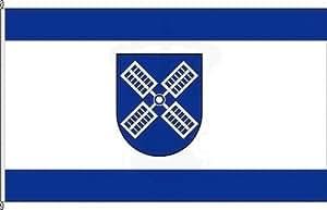 Bannerflagge Wintersheim - 150 x 400cm - Flagge und Banner