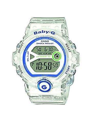 Casio Baby-G - Damen-Armbanduhr mit Digital-Display und Resin-Armband - BG-6903-7DER