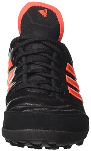 adidas Copa Tango 17.1 TF, Chaussures de Football Homme Multicolore (Core Black/solar Red/core Black)