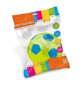 Gru 2: Mi Villano Favorito - Soft Ball 200 (Mondo Toys 7926) , Modelos/colores Surtidos, 1 Unidad