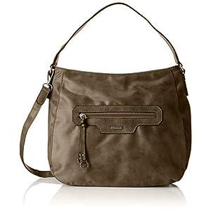 Tamaris Damen Jolanda Hobo Bag S Schultertasche, 11.5x27x36 cm