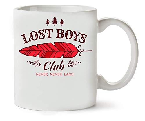 BakoIsland Lost Boys Club Peter Pan Klassische Teetasse Kaffeetasse