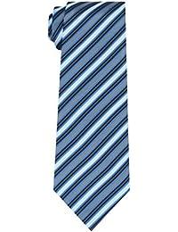 Barata Formal Ties For Men, Stripe Multi-Color Tie