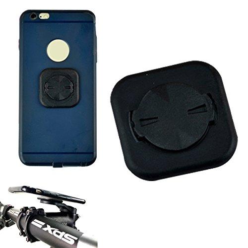 Ladicha bikight bicicletta stick phone adattatore titolare per garmin edge gps computer mount