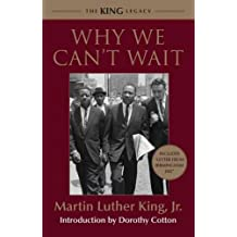 (WHY WE CAN'T WAIT ) By King, Martin Luther, Jr. (Author) Hardcover Published on (01, 2011)