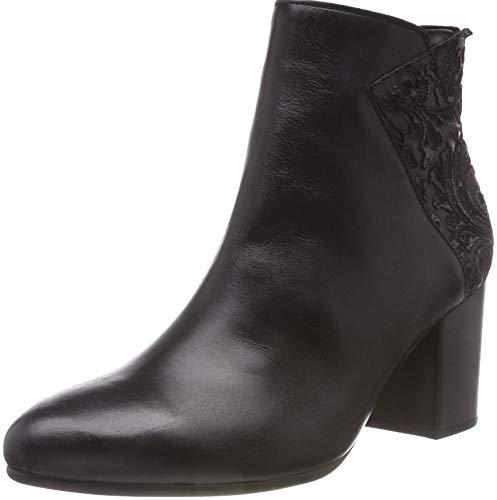 Gabor Shoes Damen Fashion Stiefeletten, Schwarz 27, 39 EU