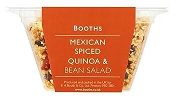 Booths Mexican Spiced Quinoa & Bean Salad, 225 G 2