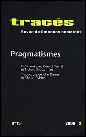 Tracés, N° 15 : Pragmatismes