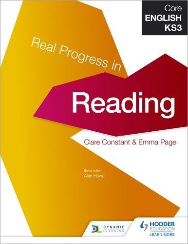 Core English KS3 Real Progress in Reading