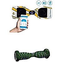"""SmartGyro X2 Real Madrid, 6.5"""" + Cover camuf. 1"""