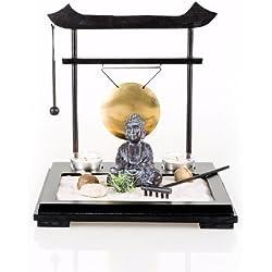 Pajoma 44349 jardín Zen Buda Luan Tou