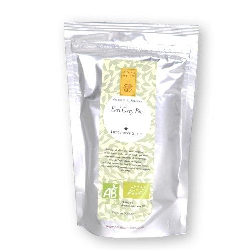 IVARY EARL GREY Bio zart mit Bergamott-Essenzen aromatisierte Mischung aus zwei Schwarztees - die lebhafte Frische dieses Earl Greys wird durch eine dezente Orangennote betont 100g Tüte