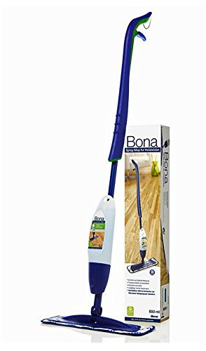 Floor Mop Bona (SET - Bona Spray Mop Reinigungskit mit 2 Reinigungspads)