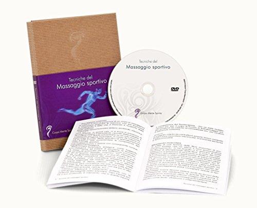 Massaggio sportivo - video corso in dvd