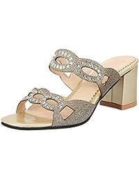 Amazon.fr   34 - Mules et sabots   Chaussures femme   Chaussures et Sacs 7ed5b33cffd2