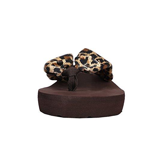 fereshte - Retro aperto donna Leopard