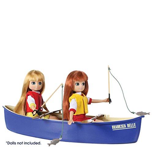 Lottie Spieleset für Puppe LT092 Kanu Set - Puppen Zubehör Kleidung Puppenhaus Spieleset - mit Kindern kreiiert! ab 3 Jahren -