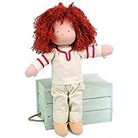 Andreu Toys Toys177401 SAI Waldorf Doll-35 cm, Multicolor, 35 cm preiswert