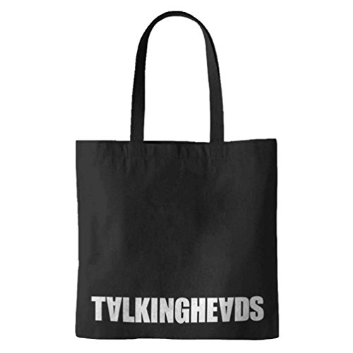 Talking Heads, Borsa tote donna Black