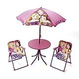 Best Disney Chaises de camping pliante - Princesses 709459 Set de Jardin Disney Princesses 4 Review
