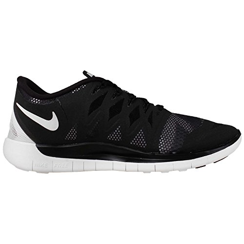 Nike - Free 5.0 TR Fit 5, pantofole da unisex adulto Black White Cool Grey 001