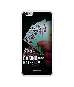 Licensed Macmerise Illustrations Poker Jello Case for iPhone 6 Plus