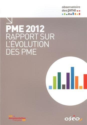 PME 2012 - Rapport Oseo sur l'évolution des PME