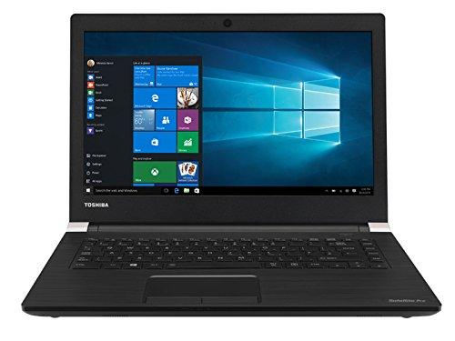 Toshiba PS461E-03H00VCE Notebook 14Zoll (35,6cm), Intel Core i5-6200U, RAM 8 GB, Festplatte 500 GB, Windows 7 Professional, Schwarz Toshiba Notebook 14 Zoll