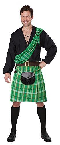 Generique - Kostüm Schotte für Männer