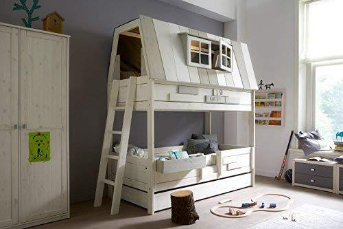 etagenbett haus Leben–Hangout Holz Haus mit Etagenbett