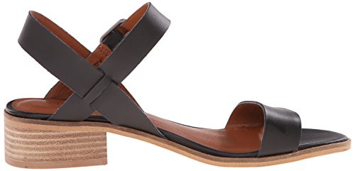 Lucky Brand Toni Cuir Sandale Black